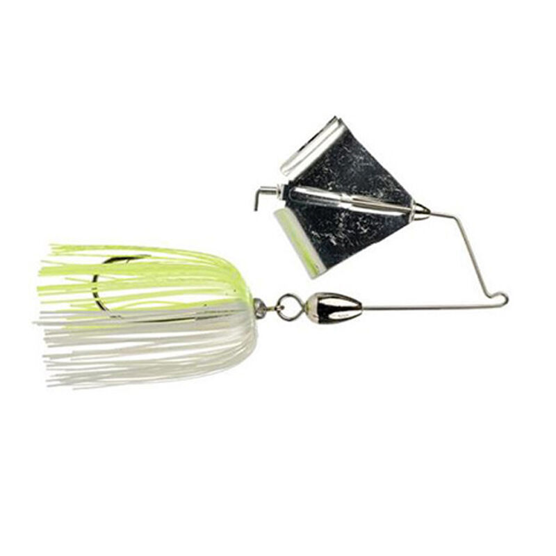 Strike King Swinging Sugar Buzz Buzzbait Weight 1/2 oz Chartreuse White