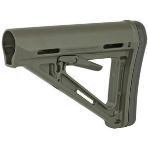 Magpul AR-15 MOE Carbine Stock Commercial Size Polymer OD Green