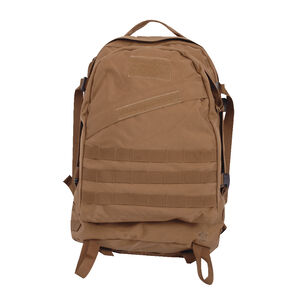 5ive Star Gear GI Spec 3-Day Military Backpack 1200D Ballistic Weave Coyote