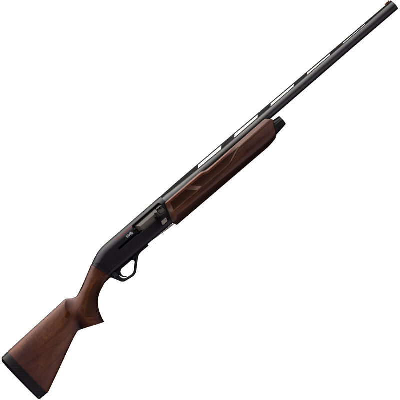 "Winchester SX4 Field Compact Semi Auto Shotgun 12 Gauge 4 Rounds 28"" Barrel 3"" Chamber Walnut Stock Black"