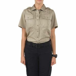 5.11 Tactical Women's Twill PDU Class B Short Sleeve Shirt