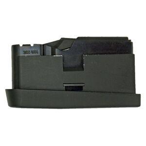 CZ USA 550 Magazine .300 Winchester Magnum 3 Rounds Polymer Base Matte Black
