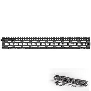 Daniel Defense AR-15 SLiM Rail Rifle Length Handguard Aluminum Black DD22026