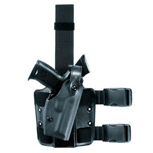 Safariland 6004 S&W Model 645 SLS Tactical Holster Right Hand STX Tactical Black 6004-210-121