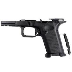 Lone Wolf Distributors Timber Wolf Built Polymer Compact Pistol Frame  for GLOCK 19/23 Gen3/Gen4 Slides Black