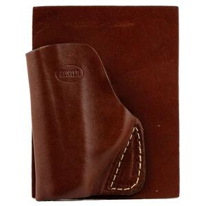 Hunter Company Taurus Spectrum Leather Pocket Holster Brown