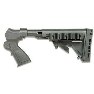 Phoenix Technologies Maverick 88 12 Gauge Shotgun Stock Six Position Field Stock Polymer Black