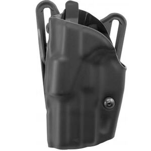 "Safariland 6377 ALS Belt Holster Left Hand GLOCK 17/22 with Tactical Light and 4.5"" Barrel STX Plain Finish Black 6377-832-412"