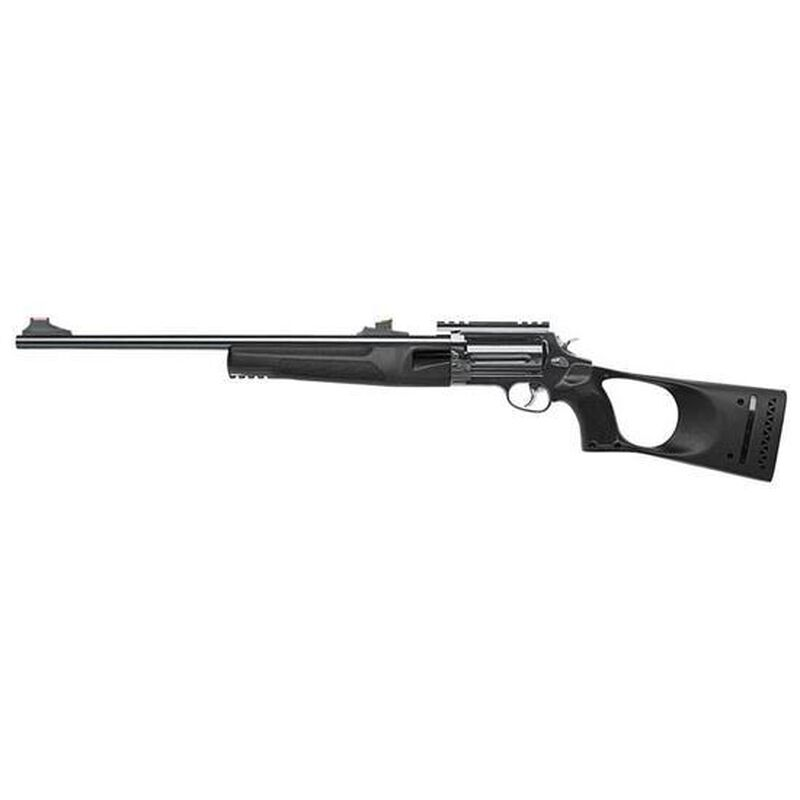 "Rossi Circuit Judge Tuffy Rifle .45 Colt/.410 Bore 18.5"" Barrel 5 Rounds, Black Tactical Synthetic Stock, Blued"