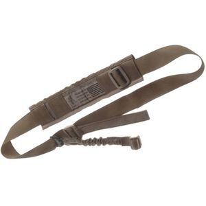 Troy Industries Battle Sling One Point Nylon Coyote Tan SSLI-1PS-00FT-00