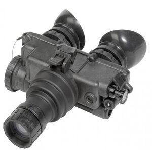AGM PVS-7 NL-2 Night Vision Goggles 1x27mm IR Illuminator 2 AA Batteries Black