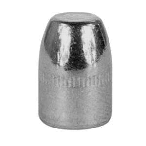 HSM Bullets .45 Caliber Hard Cast Lead Round Nose Flat Point .452 Diameter 250 Grain Reloading Bullets 250CT