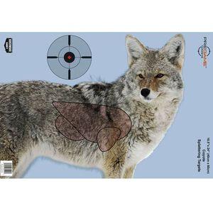 "Birchwood Casey Pregame Splattering Animal Target 16.5""x24"" Coyote 3 Pack 35405"