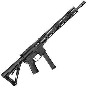 "Angstadt Arms UDP-9 AR Style Semi Auto Rifle 9mm Luger 16"" Barrel 15 Rounds 13.5 Free Float M-LOK Handguard Magpul MOE Collapsible Stock Black"