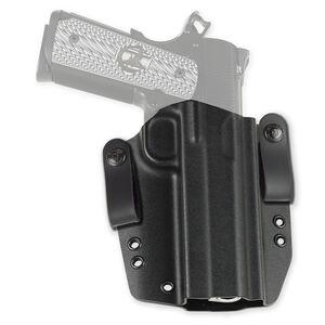 Galco Corvus Belt/IWB Holster GLOCK 43 Right Hand Kydex Black