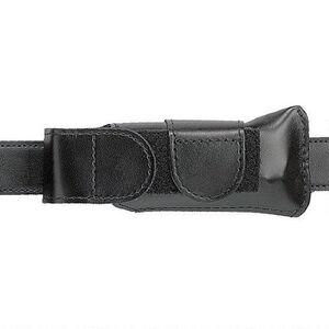 Safariland Model 123 Concealment Horizontal Magazine Holder Size 18 Plain Black Finish