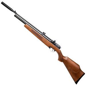 "Diana Stormrider  .177 Caliber PCP Bolt Action Air Rifle 19"" Barrel  1050 fps 9 Pellets Adjustable Sights Wood Stock Blued Finish"