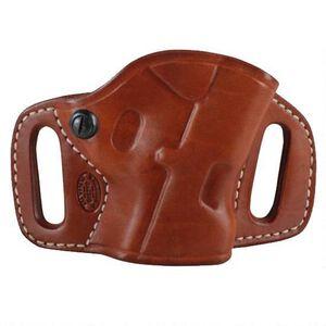 EPS High Slide Belt Holster Springfield XDS Right Brown