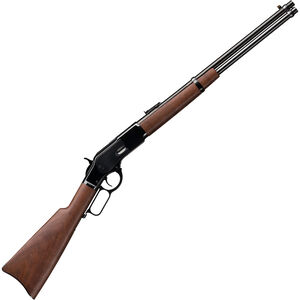 "Winchester 1873 Carbine .45 LC Lever Action Rifle 10 Rounds 20"" Barrel Walnut Stock Blued"