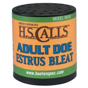 Hunter's Specialties Adult Doe Estrus Bleat Can Deer Call 00167
