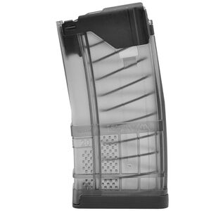Lancer AR-15 L5 Advanced Warfighter Magazine .300 AAC Blackout 20 Rounds Polymer Translucent Smoke