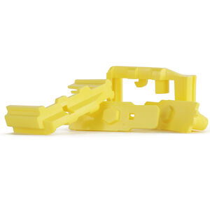 Hexmag HexID AR-15 Mag Color Identification System Yellow 2 Pack HXID2ARYEL