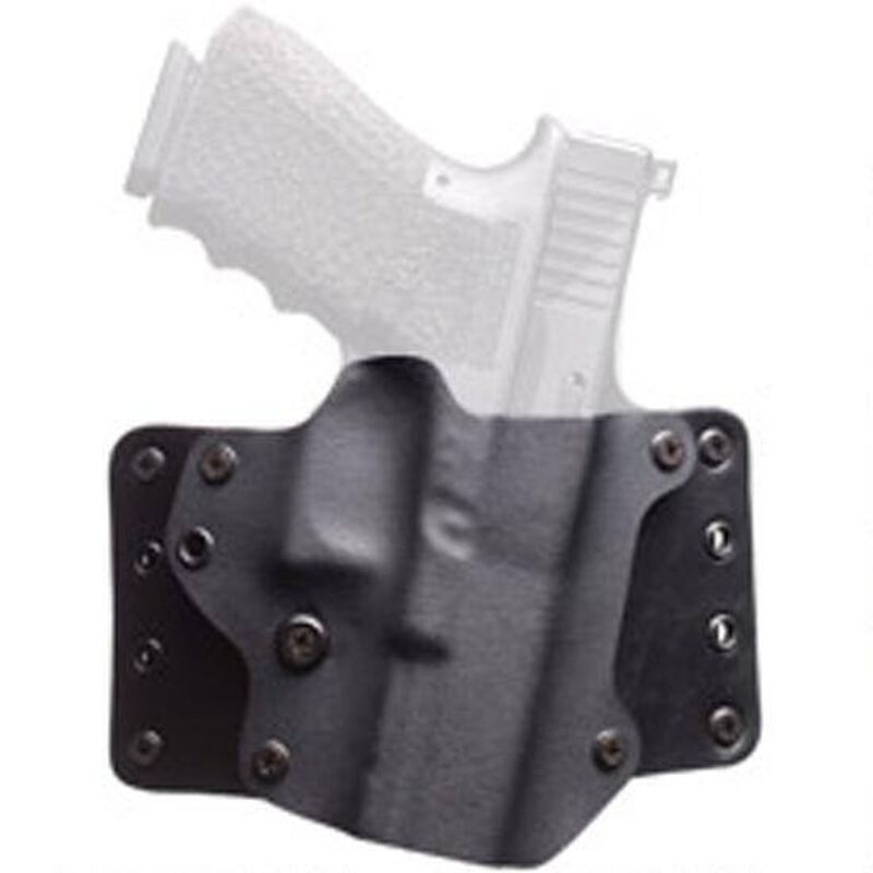 Blackpoint Tactical Leather Wing Holster For GLOCK 43