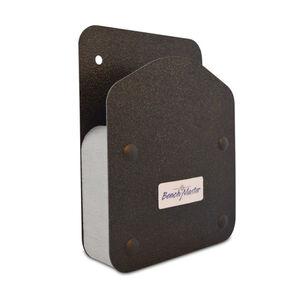 Altus Brands Single Pistol/Magazine Rack Velcro Mount Closed Cell Foam/Polymer Black BMWRM3AVH