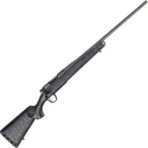 "Christensen Arms Mesa .28 Nosler Bolt Action Rifle 26"" Threaded Barrel 3 Rounds Carbon Fiber Composite Sporter Stock Tungsten Cerakote Finish"