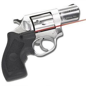 Crimson Trace Lasergrip Ruger SP101 Revolver Polymer Black LG-11