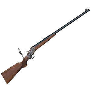 "Pedersoli Creedmoor Long Range Single Shot Rifle .45-70 Govt 30"" Octagonal Barrel 1 Round Case Hardened Receiver Walnut Stock Blued S.870-457"
