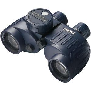 Steiner Navigator Pro 7X50c Binoculars 7x50mm Porro Floating Prism System with Compass NBR Rubber Armor Black