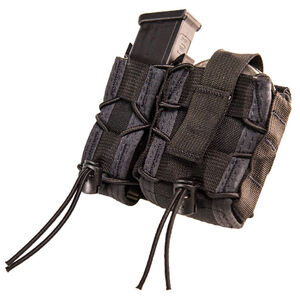 High Speed Gear MOLLE Mounted LEO TACO Black