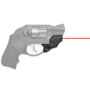 LaserMax Centerfire Laser Sight System Red Laser Ruger LCR/LCRX Polymer Matte Black CF-LCR