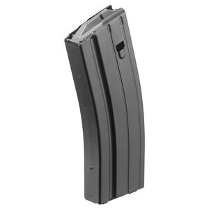Ruger SR-556 25 Round Magazine 6.8 SPC Stainless Steel Blackened Finish