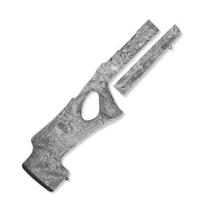 """Hogue Ruger 10-22 Takedown OverMolded Thumbhole Stock .920"""" Barrel Ghillie Green 21370"""