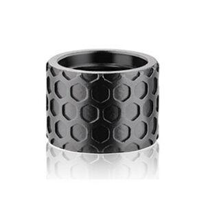 Backup Tactical 1/2x28 Thread Protector Aluminum Honeycomb Black