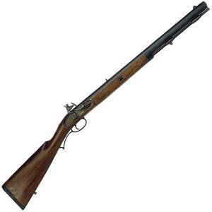 Lyman Deerstalker Flintlock Rifle .50 Caliber Black Powder Wood Stock 6033146