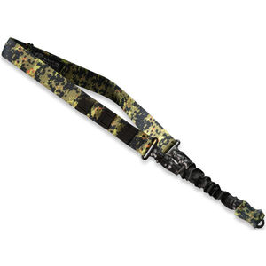 Phase 5 Single-Point Bungee Sling Clip Connect MOLLE Section Digital Jungle Camo