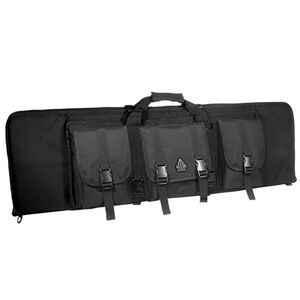 "UTG 42"" RC Combat Operation Web Gun Case, Black"