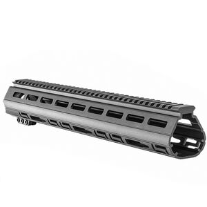 Luth-AR AR-15 The Palm Handguard 15 Inch Free Float M-LOK Picatinny Top Rail Aluminum Black