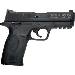 "S&W M&P22 .22 LR Compact Semi Auto Handgun 3.5"" Barrel 10 Rounds Polymer Frame Black Finish"