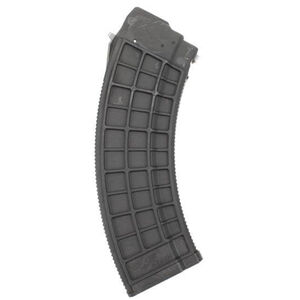 XTech Tactical AK-47 Magazine 7.62x39mm 30 Rounds No Metal Reinforcing Polymer Black