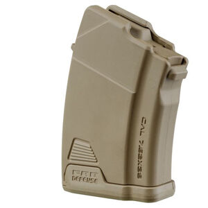 FAB Defense Ultimag AK 10R Ak-47 7.62x39 10 Round Polymer Magazine FDE