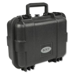 "Boyt Harness Company H11 Pistol/Accessory/Ammo Hard Case, 12.5""x10""x6"""