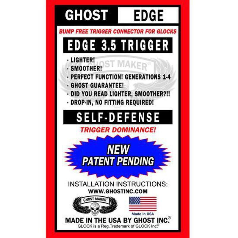 GHOST Inc. 3.5 Evo Elite Complete Trigger Kit for Gen 1-4 Glocks  EETK