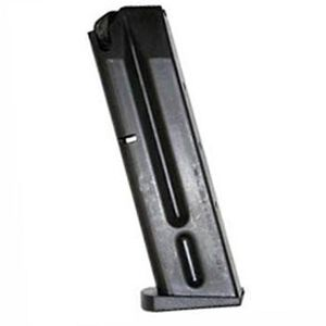 Beretta 92FS 10 Round Magazine 9mm Steel Blued