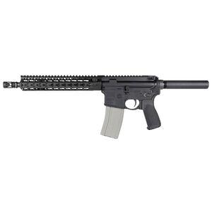"BCM RECCE-11 KMR-A AR-15 Semi Auto Pistol 5.56 NATO 11.5"" ELW Barrel Key-Mod Handguard Black"