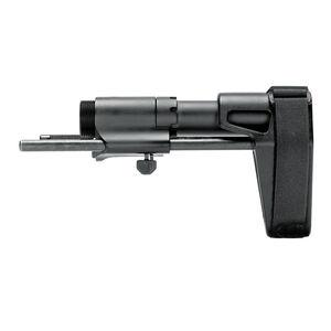 SB Tactical Three Position Adjustable AR-15 Brace Black PDW-01-SB