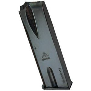 Mec-Gar Browning Hi Power Magazine 9mm Luger 13 Rounds Steel Blued MGBRHP13B